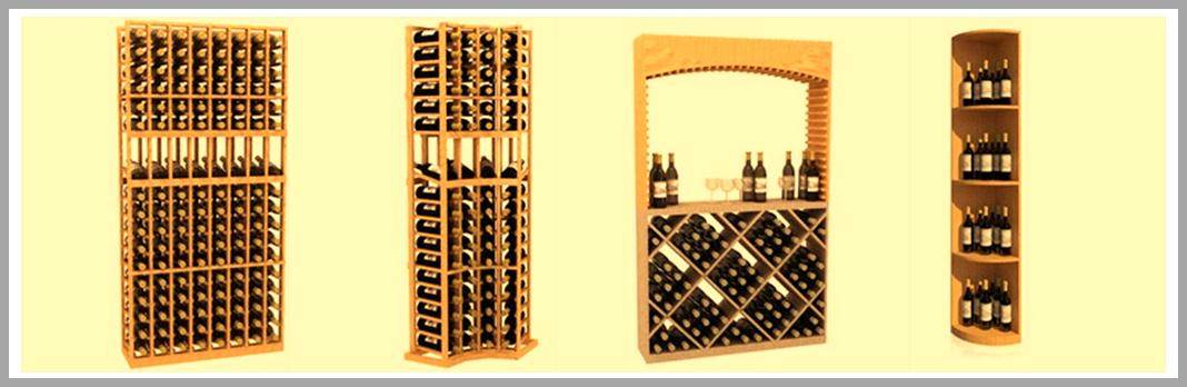 Get Professional Help to design your wine cellar for FREE!