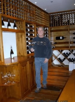 Custom Wine Cellars San Diego California - Coastal's Pride