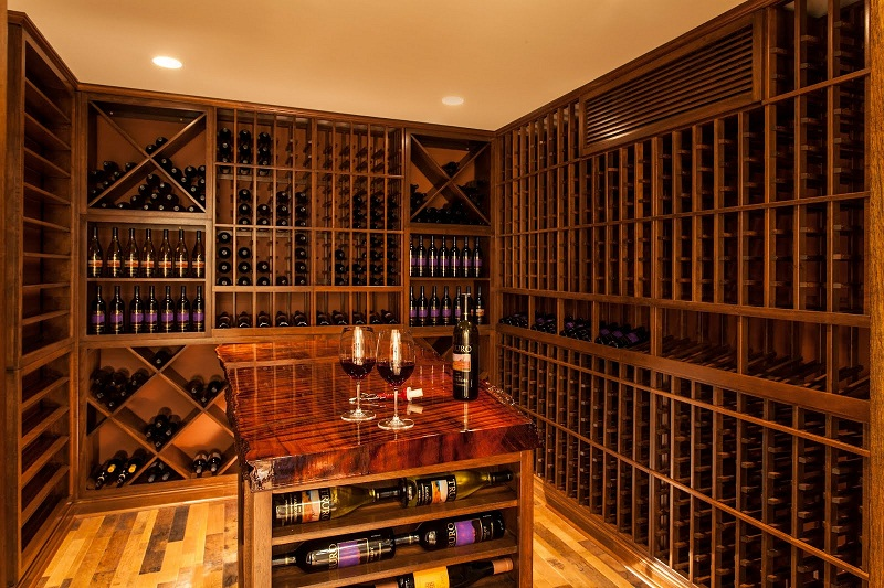 Click here to view more wine rack designs -