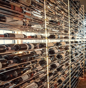 View some more Metal Wine Racks here!