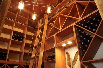 Check out the Wine Cellar Lighting from Coastal