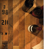 Wine Barrel Wine Cellar Flooring