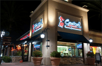 Capital Seafood - Commercial Wine Cellar Irvine California