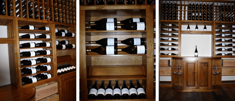 Sea Smoke Custom Wine Cellars Wine Cellars by Coastal Intro to our Custom Wine Cellars Website