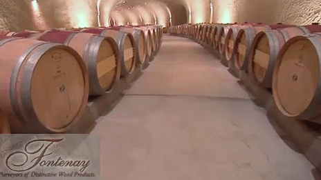 Wine Barrel Construction