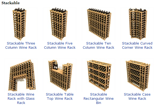 Stackable wood Wine Racks Los Angeles from Coastal Custom Wine Racks Pine Wine Racks   Ideal Wine Racking Solutions for Your Precious Wines