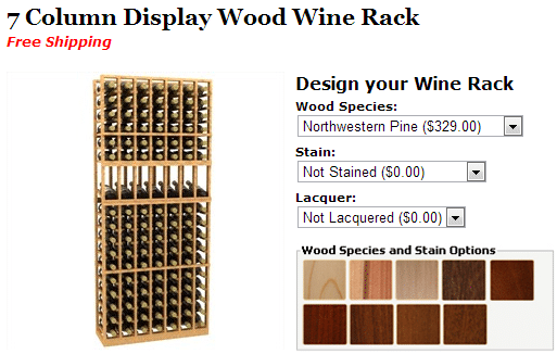 Wood Wine Racks Los Angeles Pine Wine Racks   Ideal Wine Racking Solutions for Your Precious Wines