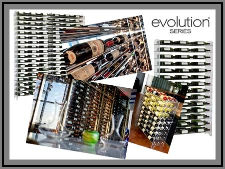 Create some truly outstanding wine displays with VintageView Wine Racks
