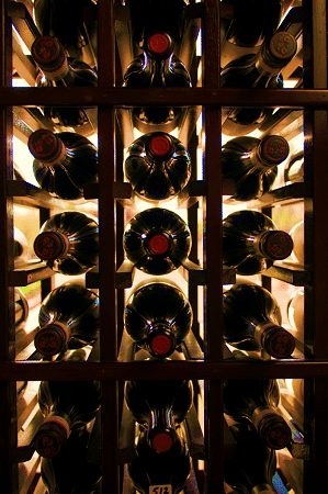 Wine Storage and Wine Aging