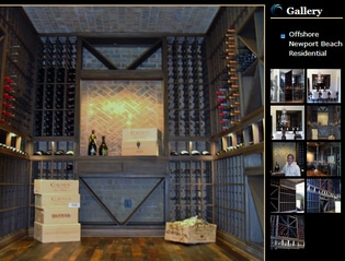 Custom Wine Cellars Gallery