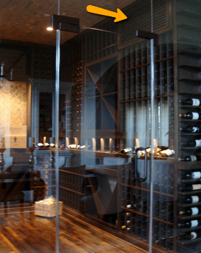 Newport Coast Wine Cellar Refrigeration Units California
