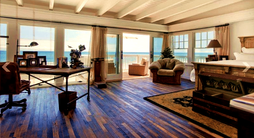 Nautical Timbers Flooring - Green Building Materials